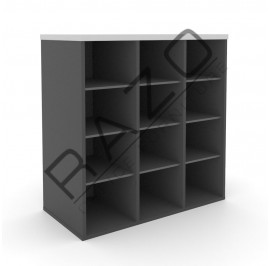 Pigeon Holes Low Cabinet | Office Furniture  -GP880G