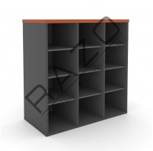 Pigeon Holes Low Cabinet | Office Furniture  -GP880C