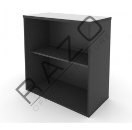 Low Open Shelf Cabinet   Office Bookcase   Office Filing Cabinet  -AO808G