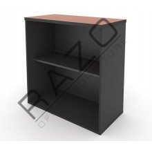 Low Open Shelf Cabinet | Office Bookcase | Office Filing Cabinet  -AO808C