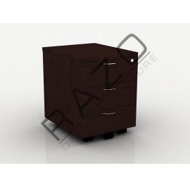 Mobile Pedestal 3D | Office Furniture  -Q-YM3W