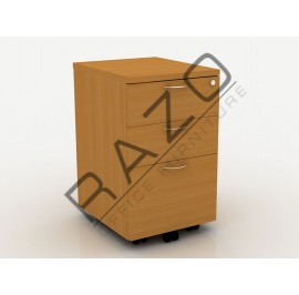 Mobile Pedestal | Office Furniture  -EXMP3B