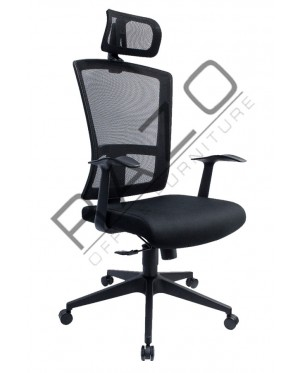 High Back Mesh Office Chair | Netting Chair | Office Chair -NT-26-HB