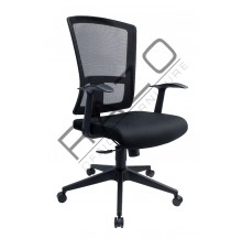 Medium Back Mesh Office Chair | Netting Chair | Office Chair -NT-26