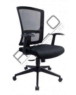 Medium Back Mesh Office Chair | Netting Chair | Office Chair -NT-26