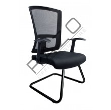 Visitor Mesh Office Chair | Netting Chair | Office Chair -NT-26V