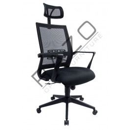 High Back Mesh Office Chair | Netting Chair | Office Chair -NT-27-HB