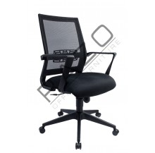 Medium Back Mesh Office Chair | Netting Chair | Office Chair -NT-27