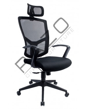 High Back Mesh Office Chair | Netting Chair | Office Chair -NT-28-HB