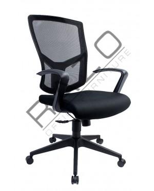 Medium Back Mesh Office Chair | Netting Chair | Office Chair -NT-28