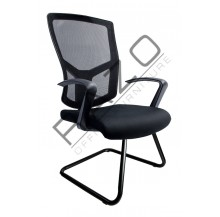 Visitor Mesh Office Chair | Netting Chair | Office Chair -NT-28V