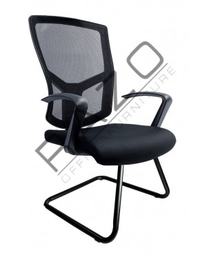 Visitor Mesh Office Chair   Netting Chair   Office Chair -NT-28V