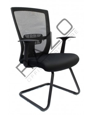 Visitor Mesh Office Chair | Netting Chair | Office Chair -NT-29V