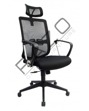 High Back Mesh Office Chair | Netting Chair | Office Chair -NT-30-HB