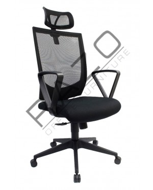 High Back Mesh Office Chair   Netting Chair   Office Chair -NT-31-HB