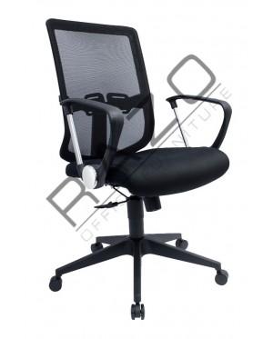 Medium Back Mesh Office Chair   Netting Chair   Office Chair -NT-30