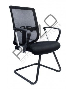 Visitor Mesh Office Chair | Netting Chair | Office Chair -NT-30V