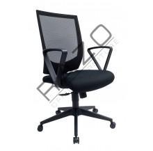 Medium Back Mesh Office Chair | Netting Chair | Office Chair -NT-31