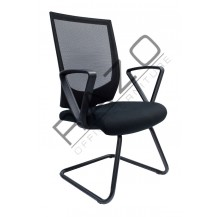Visitor Mesh Office Chair | Netting Chair | Office Chair -NT-31V