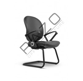 Modern Low Back Visitor Chair | Office Chair -LR-004-SE