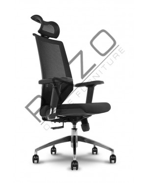 Modern High Back Office Mesh Chair | Netting Chair | Office Chair -PV-001-HB