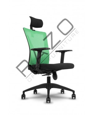 Modern High Back Office Mesh Chair | Netting Chair | Office Chair -ZF-001-HB