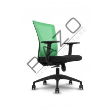 Modern Medium Back Office Mesh Chair | Netting Chair | Office Chair -ZF-002-MB
