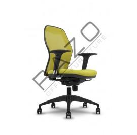 Modern Medium Back Office Mesh Chair | Netting Chair | Office Chair -NR-002-MB