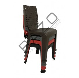Dining Chair | Plastic Chair | Restaurant Chair | Coffee Chair -E4002