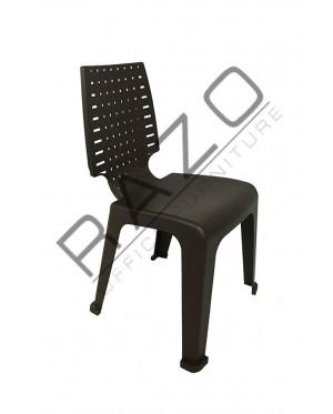 Dining Chair | Plastic Chair | Restaurant Chair | Coffee Chair -E4002