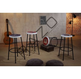 Bar Chair | Restaurant Chair | Dining Chair | Coffee Chair - 10124C