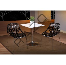 Modern Coffee Table Set | Cafe table set -D842T-845C