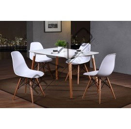 Modern Coffee Table Set | Cafe table set -D848T-853C