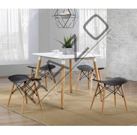 Modern Coffee Table Set | Cafe table set -D860T-56013RC