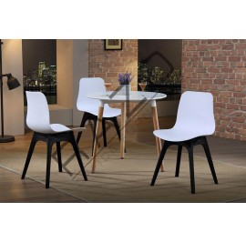 Modern Coffee Table Set | Cafe table set -D859T-56018RCW