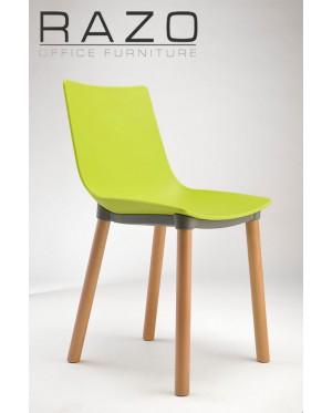 Designer Chair | Cafeteria Chair | Plastic Chair | Dining Chair | Restaurant Chair | Bar Chair -1001