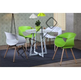 Modern Coffee Table Set | Cafe Table Set -D898T-895C