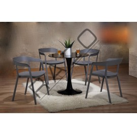 Modern Coffee Table Set | Cafe Table Set -D3157T-3174C