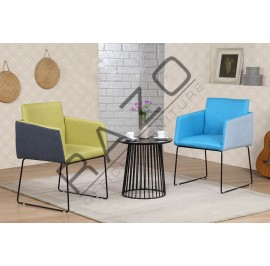 Modern Coffee Table Set | Cafe table set -ST1210-LC3159
