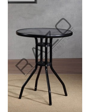 Modern Coffee Table | Cafe Table -11050-TTBK