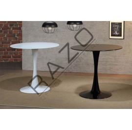 Modern Coffee Table | Cafe Table -11051-TTBK