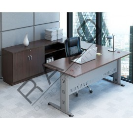 Executive Table Set | Office Furniture -QMB11