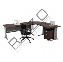Executive Table Set | Office Furniture -QT188
