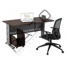 Executive Table Set | Office Furniture -QT158