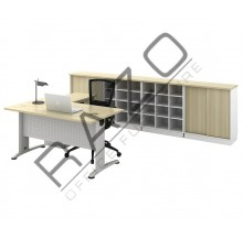 Executive Table Set | Office Furniture -BT158
