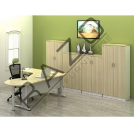 Executive Table Set | Office Furniture -BL44-4D