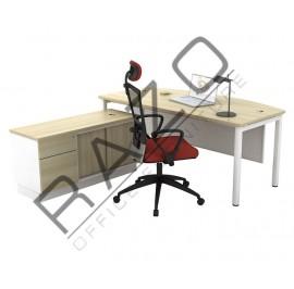 Executive Table Set | Office Furniture -SMB180A