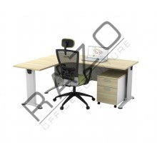 Executive Table Set | Office Furniture -BL1815 2DM