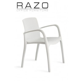 Designer Chair | Cafeteria Chair | Plastic Chair | Dining Chair | Restaurant Chair | Bar Chair -1005