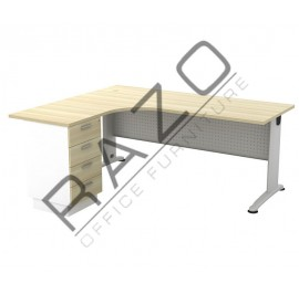 Executive Table Set | Office Furniture -BL1815-4D